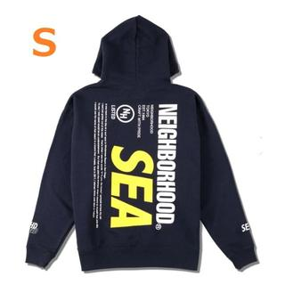 NEIGHBORHOOD - 新品未開封 未使用 NHWDS / C-HOODED . LS / NAVY