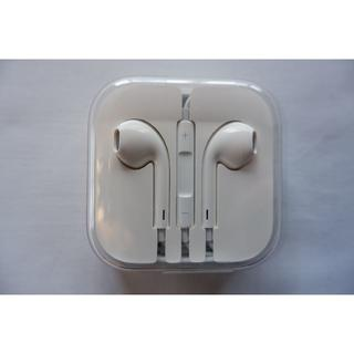 Apple - iPod / iPhone 用イヤホン(Apple純正品)