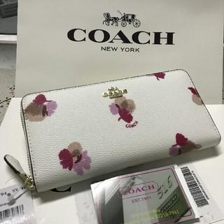 COACH - 新品未使用 coach コーチ 長財布F53794