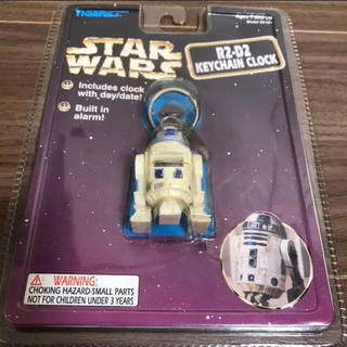 Disney - スターウォーズ R2D2 キーチェーンクロック 新品未使用