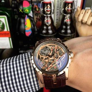 ROGER DUBUIS - ROGER DUBUIS ロジェデュブイ 腕時計 メンズ 自動巻き ゴールド