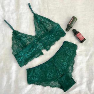 Victoria's Secret - 新品 ブラレット&ショーツ セット☆ブラ&ショーツ ランジェリー ナイトブラ