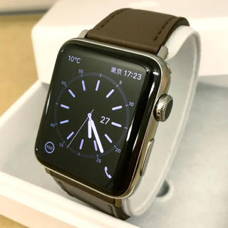 Apple Watch - Apple Watch series2 ステンレス アップルウォッチ