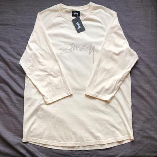 ステューシー(STUSSY)のステューシー 七分袖tシャツ (Tシャツ/カットソー(七分/長袖))