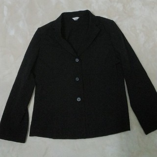ジャケット黒