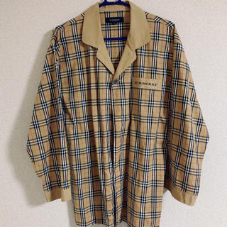 BURBERRY - Burberry バーバリー のチェックシャツ