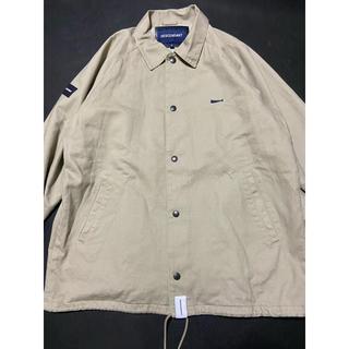 W)taps - descendant 19a/w PE twill jacket コーチjk