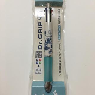 サンスター(SUNSTAR)のドクターグリップ シャープペン ボールペン4色 ムーミン (ペン/マーカー)