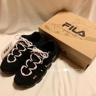 FILA - BTS着用モデル❤︎ FILA BARRICADE XT97 ❤︎新品 24cm
