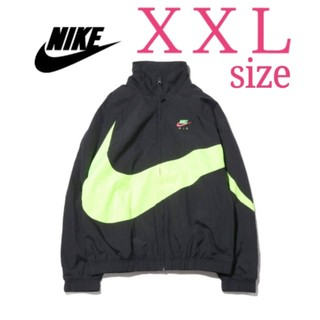 NIKE - XXLサイズ‼️NIKE CITY NEON HBR WOOVEN JACKET