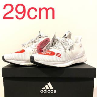 アディダス(adidas)のadidas human made solar hu 29cm(スニーカー)