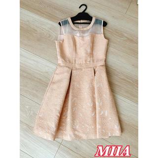 MIIA - ミーア * ドレス ワンピース