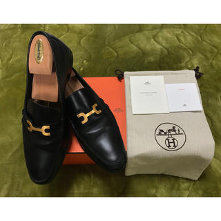 Hermes - 美品 HERMES 革靴 サイズ28.5cm