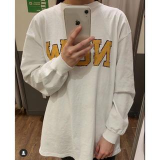 オオシマレイ(OSHIMA REI)のオオシマレイ  now ロンT(Tシャツ(長袖/七分))