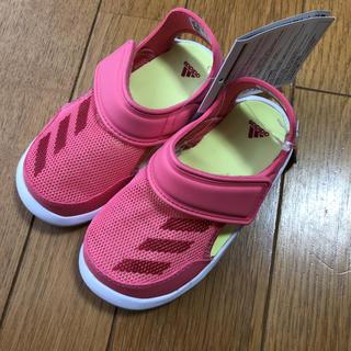 adidas - アディダスサンダル16センチ