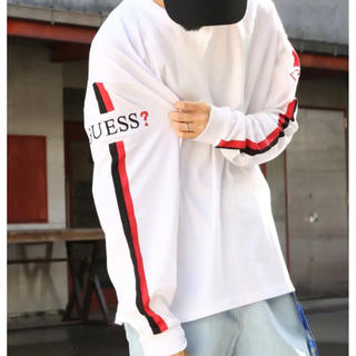 GUESS - WEB限定 FREAK'S STORE for Guess 別注ラインロンT M