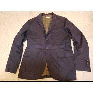 BRUNELLO CUCINELLI - 定価30万 ブルネロクチネリ 羽のような軽さのテーラードジャケット サイズL