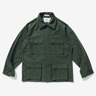 W)taps - WTAPS WMILL-LS 01 / SHIRT. NYCO. RIPSTOP