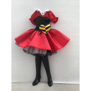 Disney - リカちゃん 東京ディズニーリゾート 限定 ハートの女王 ドレス