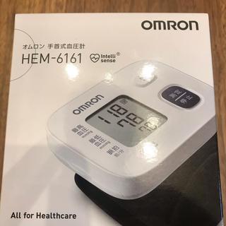 OMRON - オムロン手首式血圧計 OMRON HEM-6161