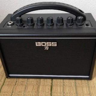 ボス(BOSS)のBOSS KATANA MINI ギターアンプ ACアダプターセット(ギターアンプ)