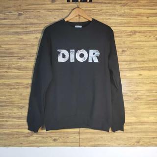 Dior - DIOR AND DANIEL ARSHAM*スウェットシャツ ロゴ