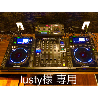 パイオニア(Pioneer)のPioneer CDJ-2000 2台 DJM-900nexus (CDJ)