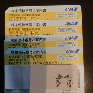 ANA(全日本空輸) - 全日空 ANA 株主優待