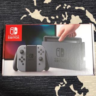 Nintendo Switch - Nintendo Switch グレー(旧型) 中古品