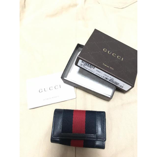 スーパー コピー カレラ 時計 / Gucci - GUCCI キーケースの通販