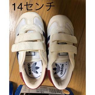 adidas - adidas アディダス スニーカー 14センチ