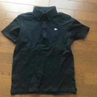 LACOSTE - ラコステポロシャツ 黒