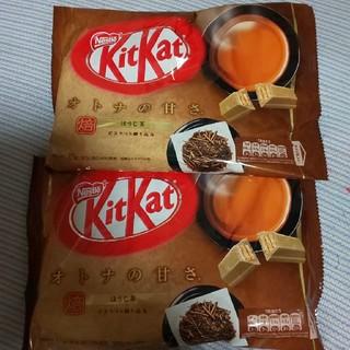 Nestle - キットカット オトナの甘さ ほうじ茶