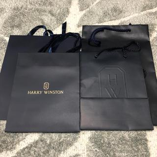 ハリーウィンストン(HARRY WINSTON)の各ブランド ショップ袋 (ショップ袋)