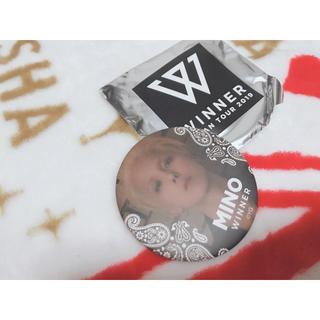 iKON - ミノ 缶バッジ
