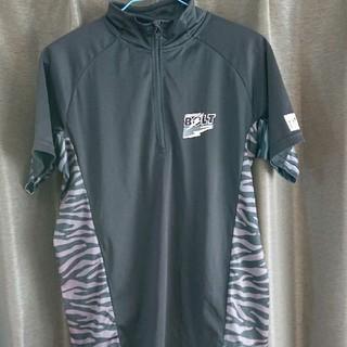ライトニングボルト(Lightning Bolt)のlighting BOLT ジップアップTシャツ(Tシャツ/カットソー(半袖/袖なし))