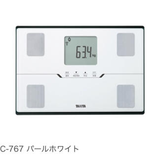 タニタ 体組成計 体重計