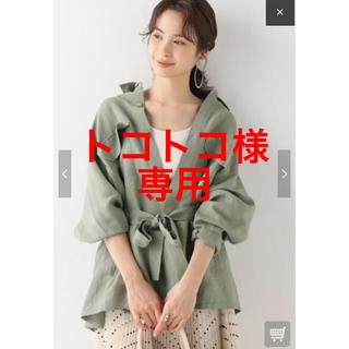 IENA - IENA【TRADITIONALWEATHERWEAR】FRONTFLAPシャツ