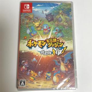 Nintendo Switch - ポケモン不思議のダンジョン 救助隊DX Switch ニンテンドースイッチ