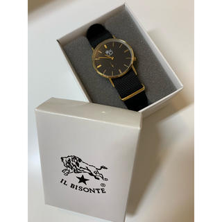 IL BISONTE - 本日削除🎗美品🎗IL BISONTE 時計
