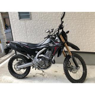 【CRF250L】HONDA MD44 ブラック