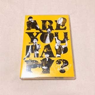 アラシ(嵐)のARASHI LIVE TOUR 2016-2017 Are You Happy(アイドル)