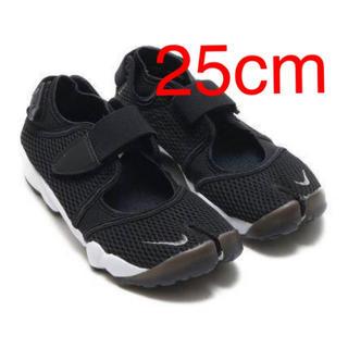 NIKE - Nike Wmns Air Rift BR 黒 25cm ナイキ エアリフト
