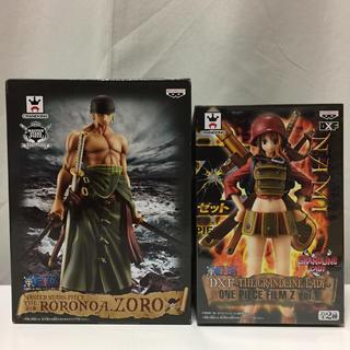 BANPRESTO - ワンピース フィギュア  ロロノア・ゾロ&ナミ