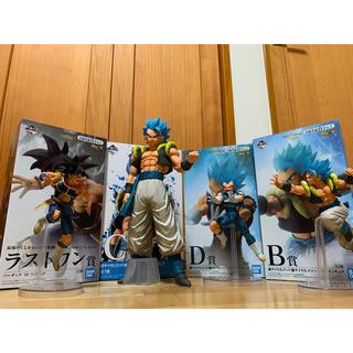 ドラゴンボール(ドラゴンボール)のドラゴンボール 1番くじ ラストワン賞 B賞 D賞C賞 セット フィギュア (アニメ/ゲーム)