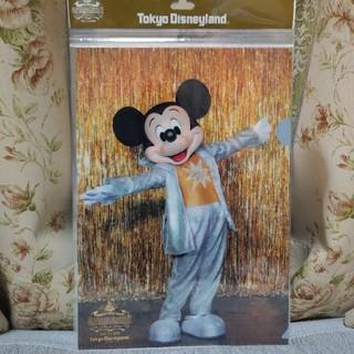 Disney - 実写 ディズニーランド ワンマンズドリーム クリアホルダー イマジニング