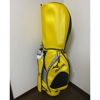 MIZUNO - 新品未使用 ミズノ 46CO76010 ゴルフ キャディバッグ 9.5型