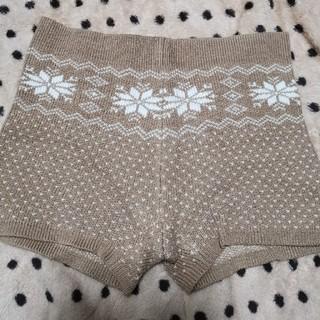 UNIQLO - スパッツ 毛糸のパンツ ユニクロ M~L