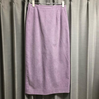 UNITED ARROWS - コーデュロイタイトスカート