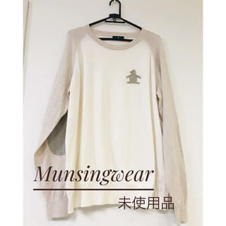 マンシングウェア(Munsingwear)の【未使用品】Munsingwear 春服 メンズ LL〜3L ゴルフウェア(ウエア)